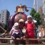 蔵前神社 お祭り