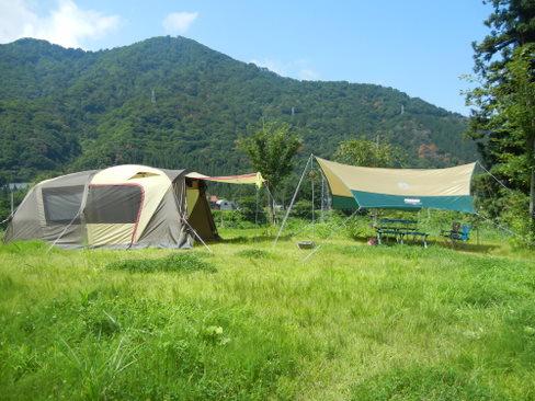 キャンプに行ってきました!!
