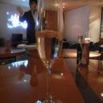 桜のシャンパン