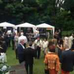 ドイツ大使館ガーデンパーティー