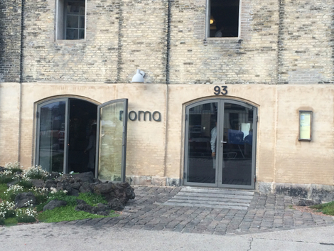 World's No.1 Restaurant noma