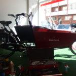 クリスチャニアバイク