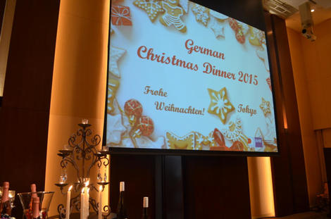 German Christmas Dinner 2015
