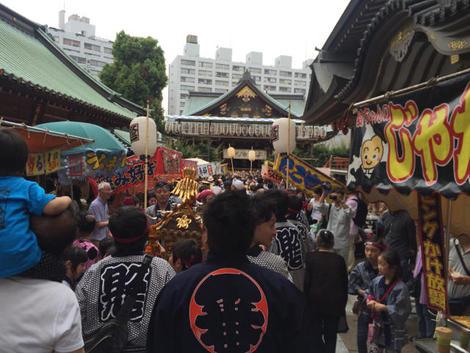 湯島天満宮 お祭り☆