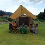 キャンプ!越後湯沢へ。〜1日目〜