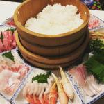 手巻き寿司パーティー♪