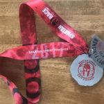 Spartan Race メダル!!