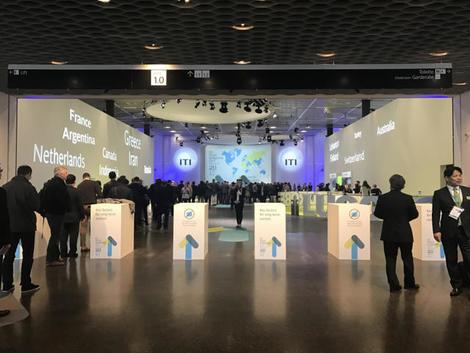 ITI World Symposium at Basel!