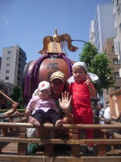 湯島天神お祭り