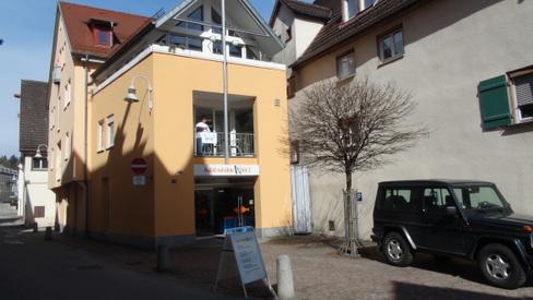 ドイツの技工所