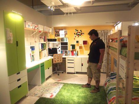 IKEAとCOSTCOのはしご