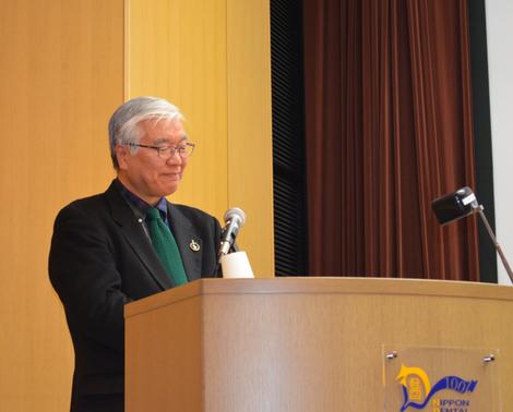 第20回IPSG学術大会開催【関根一夫先生特別講演】