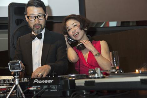 Podcast 配信されました。DJ沖野修也さん+石原明先生の対談