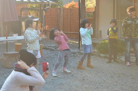 西山荘合宿2日目♪