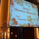 German Christmas Dinner 2015