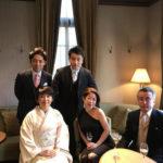 佐藤先生結婚式♪(PPAP)